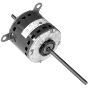 OEM Direct Replacement Motor for Carrier 5KCP39MGP041S, replaces 5KCP37PG190S, 5KCP37PG361S, Carrier HC445L230, HC445L230, Fasco D804, Universal 655