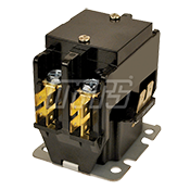 Definite Purpose Contactor, 25A 2P 24V