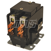 DP402-24V 40 AMP, 2 POLE, 24V COIL DEFINITE PURPOSE CONTACTOR