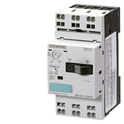 Find siemens 3rv1011 1aa20 motor starter protector at for Siemens electric motors catalog