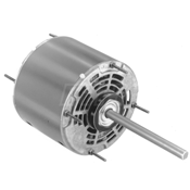 Fasco D2833 - Multi-HP Direct Drive Blower Motor, 5.6 Inch Diameter, PSC, Reversible, 4 Drilled & Tapped Holes in Shell